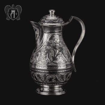 Кувшин из серебра 925 пробы «Новый век»