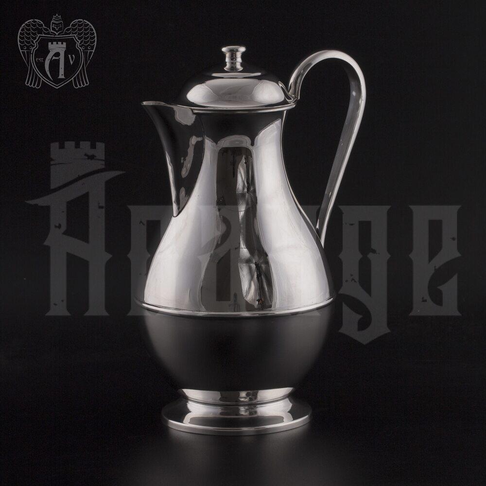 а. Кувшин из серебра «Греджио» без черни Апанде, 5400520