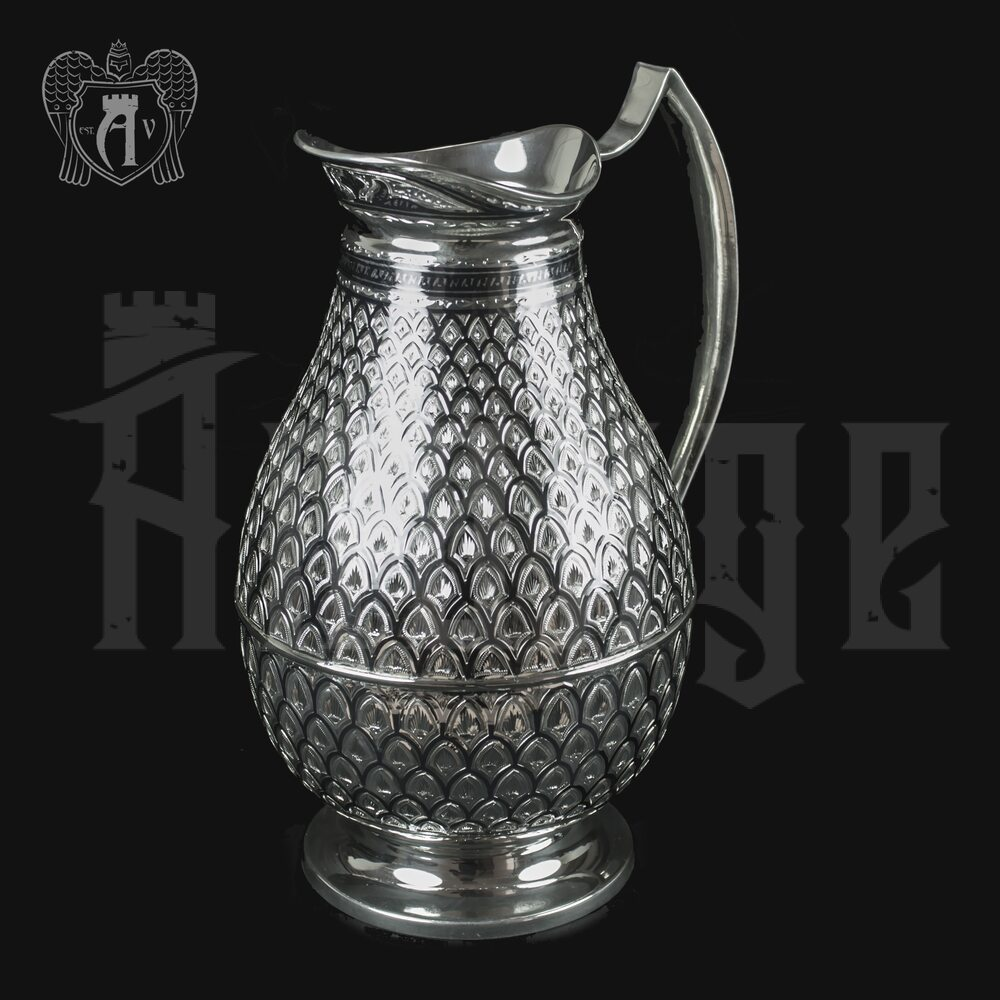 Кувшин из серебра без крышки «Посейдон» Апанде, 540018