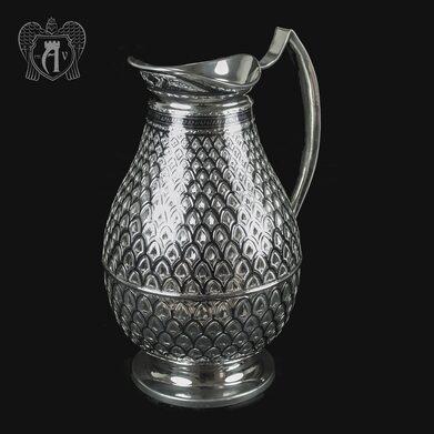 Кувшин из серебра без крышки «Посейдон»