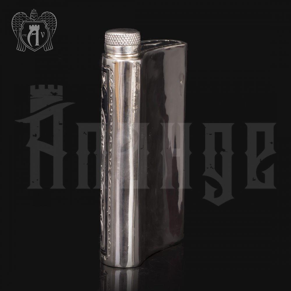 Серебряная фляжка «Мархарай» Апанде, 72000192