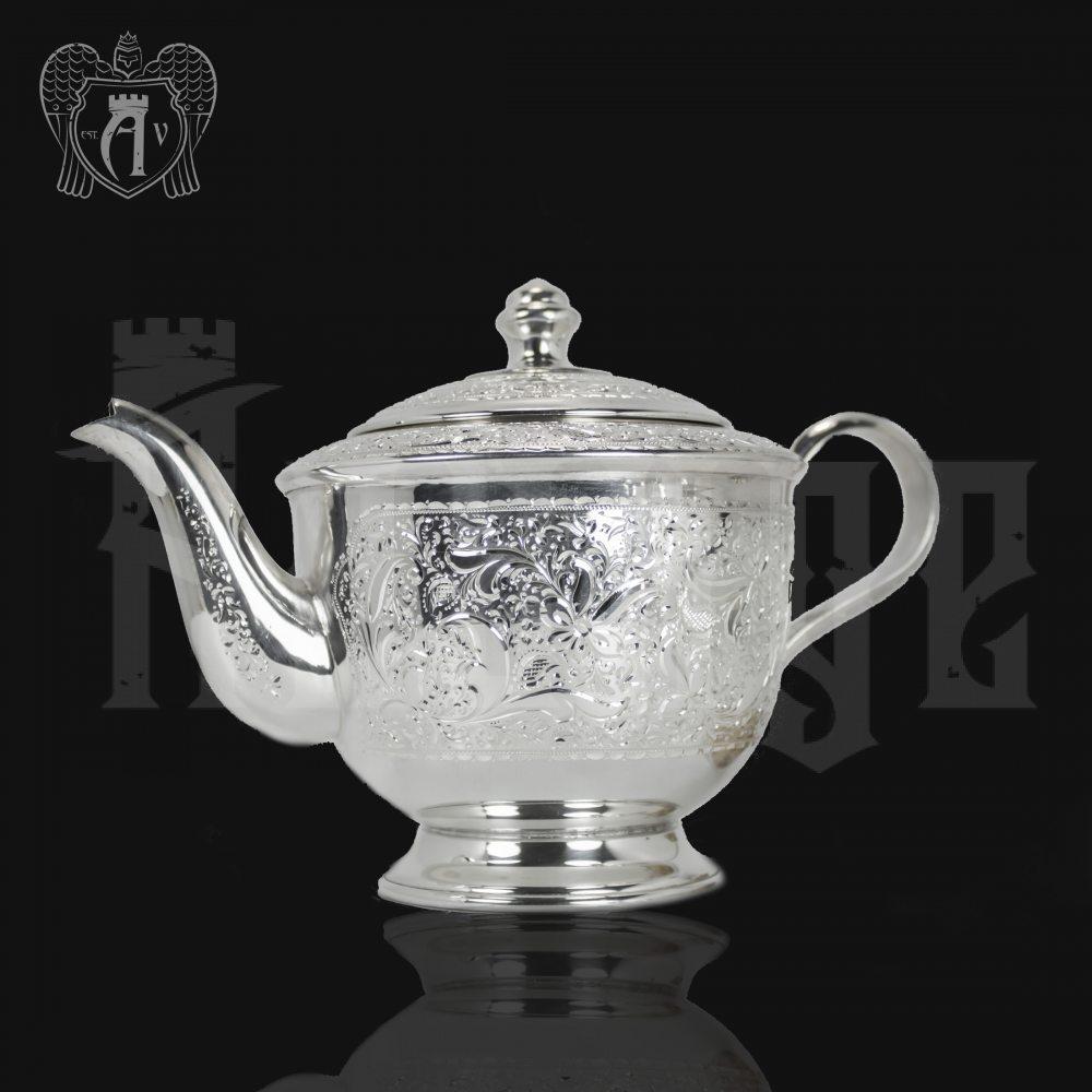 Серебряный чайник «Аладдин» Апанде, 250001