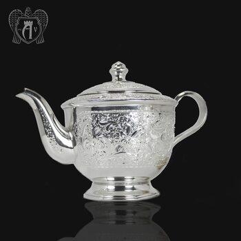 Серебряный чайник «Аладдин»