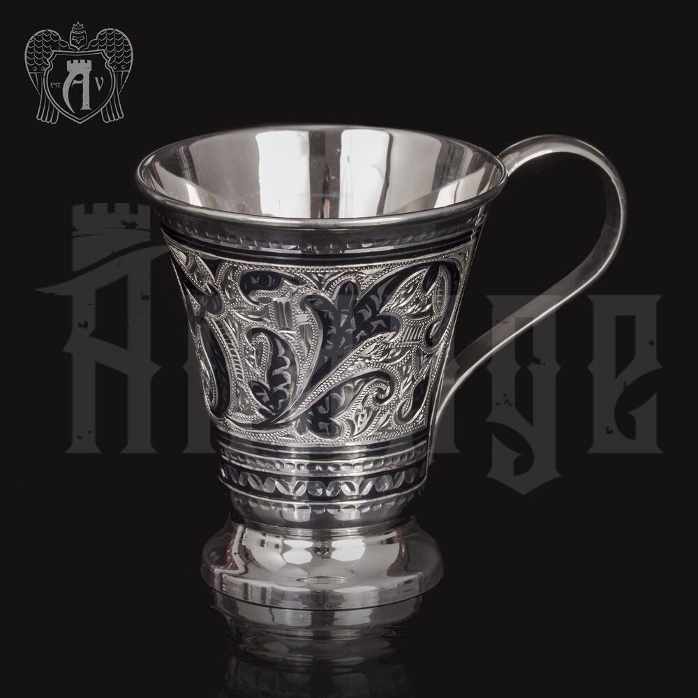Серебряная кружка «Маркиза» Апанде, 32009124