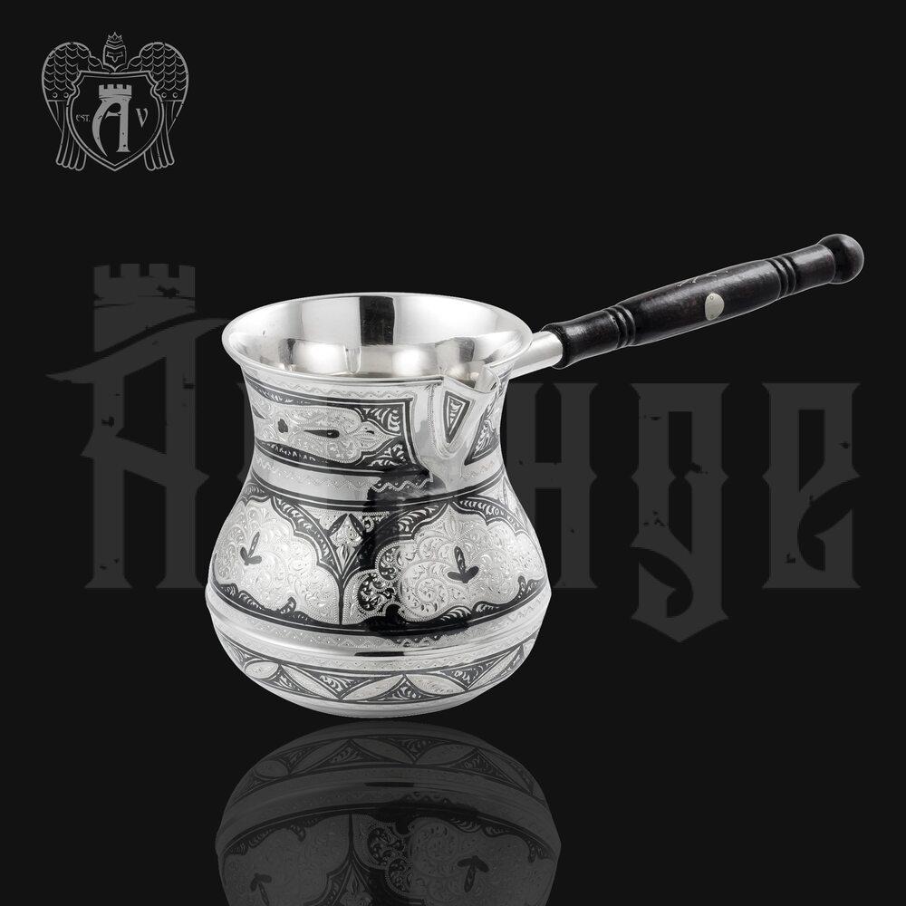 Турка\джезва серебряная «Стамбул» Апанде, 390009