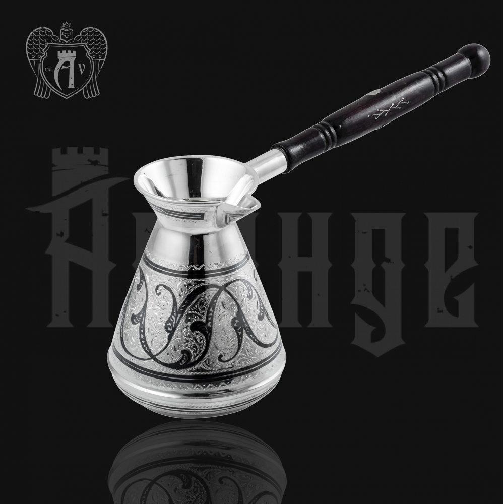 Турка серебряная «Виноградная лоза» Апанде, 390005