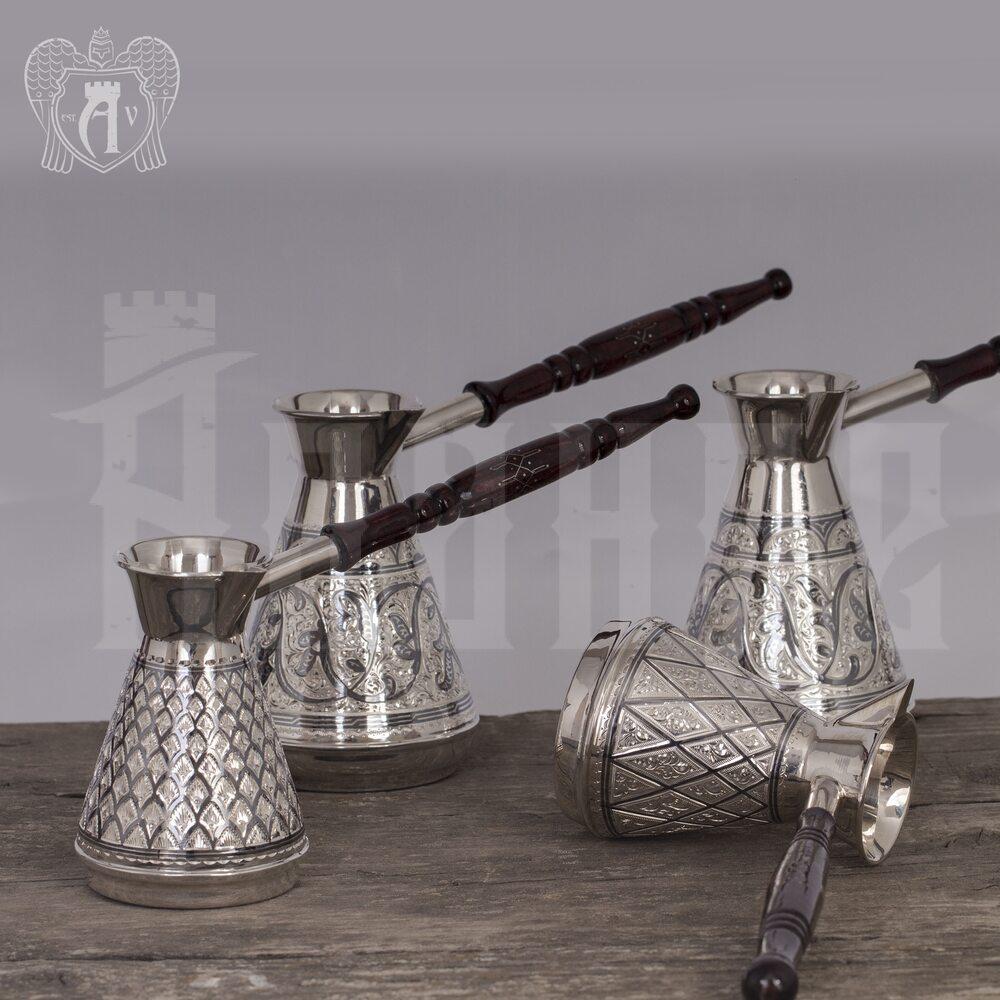 Турка из серебра «Кавказ» Апанде, 390007