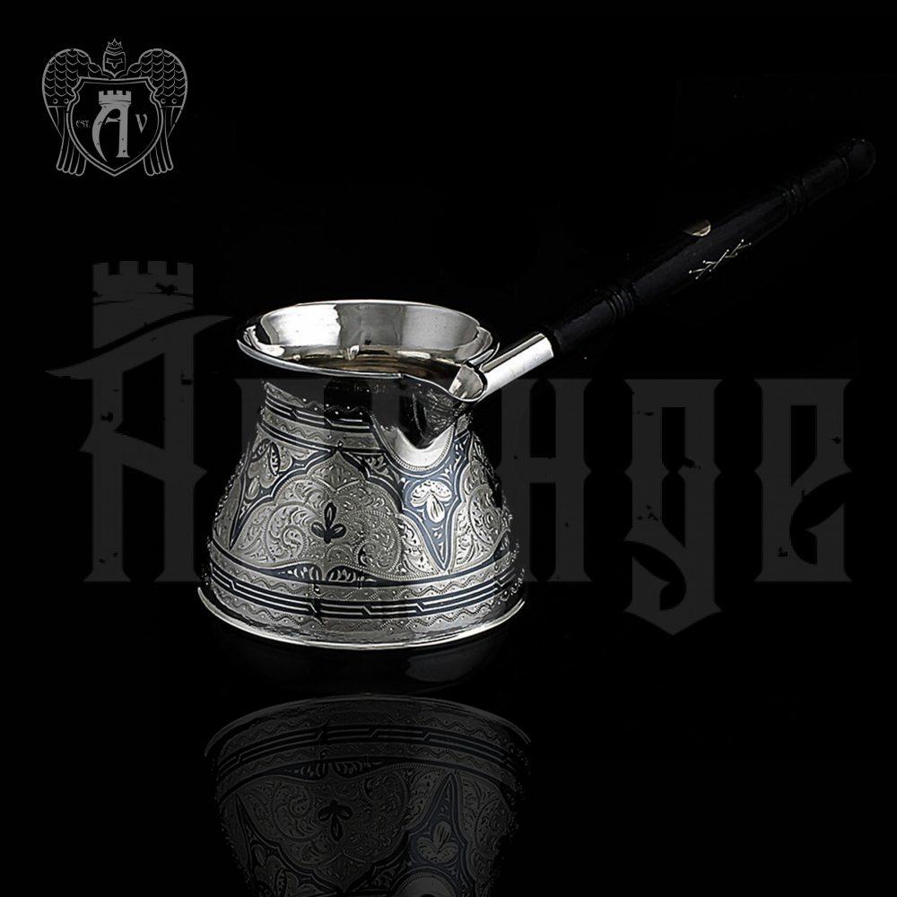 Турка серебряная «Восток» Апанде, 3900012