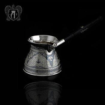 Турка серебряная «Восток»