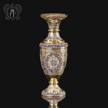 Ваза серебряная «Королевская»