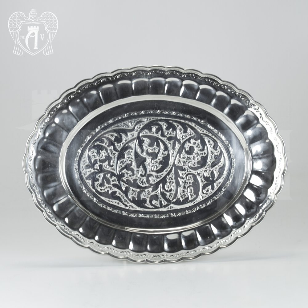 Сервиз серебряный «Купеческий» Апанде, 11100542
