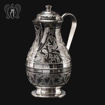 а. Кувшин из серебра  «Вдохновение»