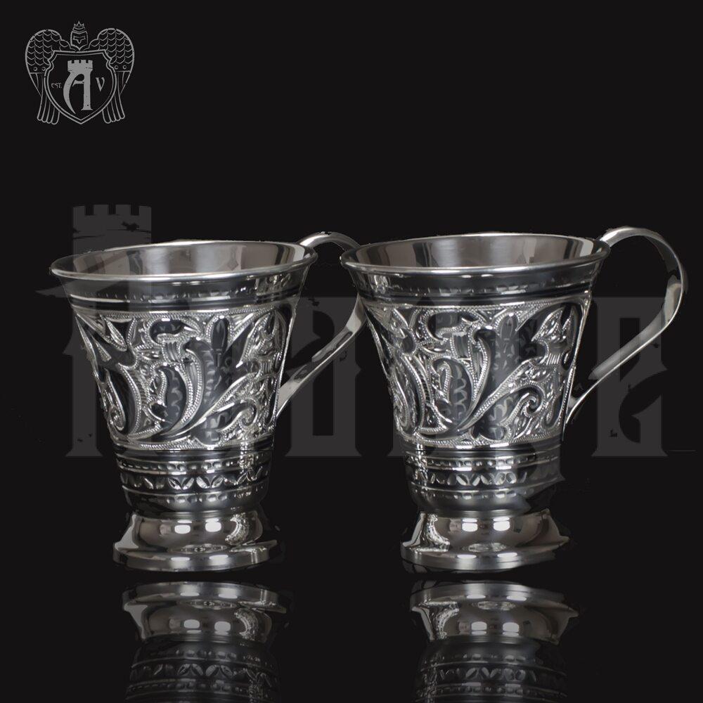 Набор серебряных кружек «Маркиза» Апанде, 32009133
