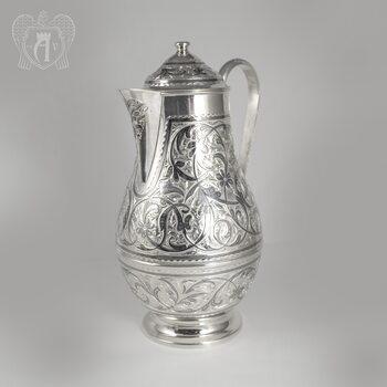 Кувшин из серебра 925 пробы «Кубачинский»