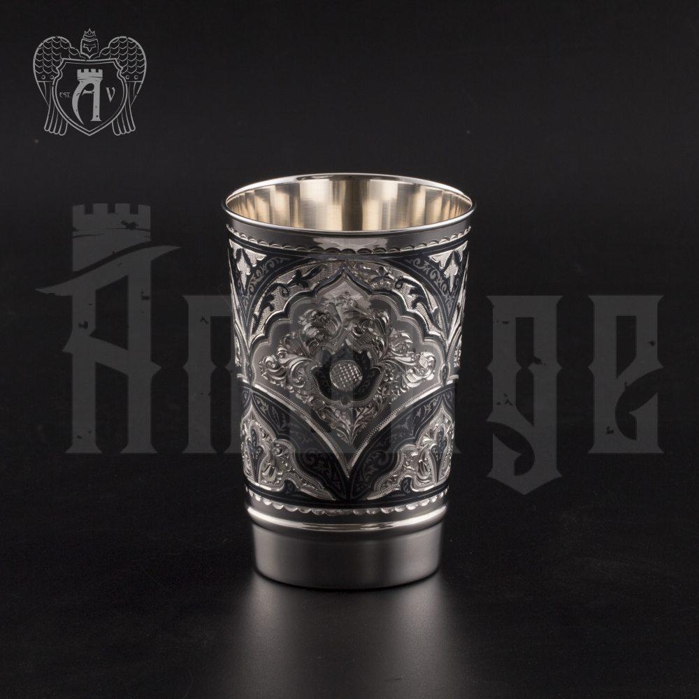 Серебряный стакан «Султан» Апанде, 71000550