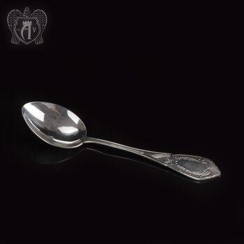 Серебряная чайная ложка  «Классика»