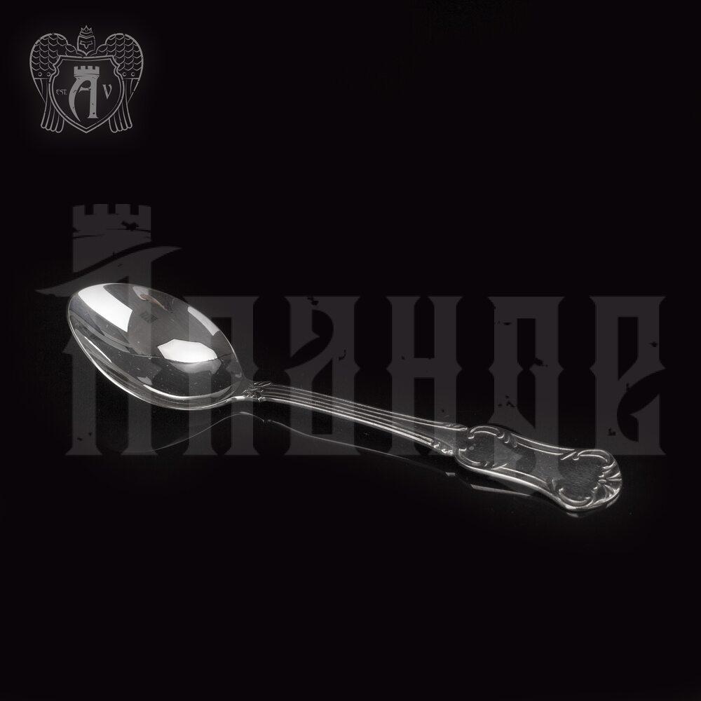 Серебряная чайная ложка  «Мадлен» Апанде, 230001224