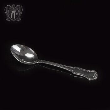 Серебряная чайная ложка  «Мадлен»