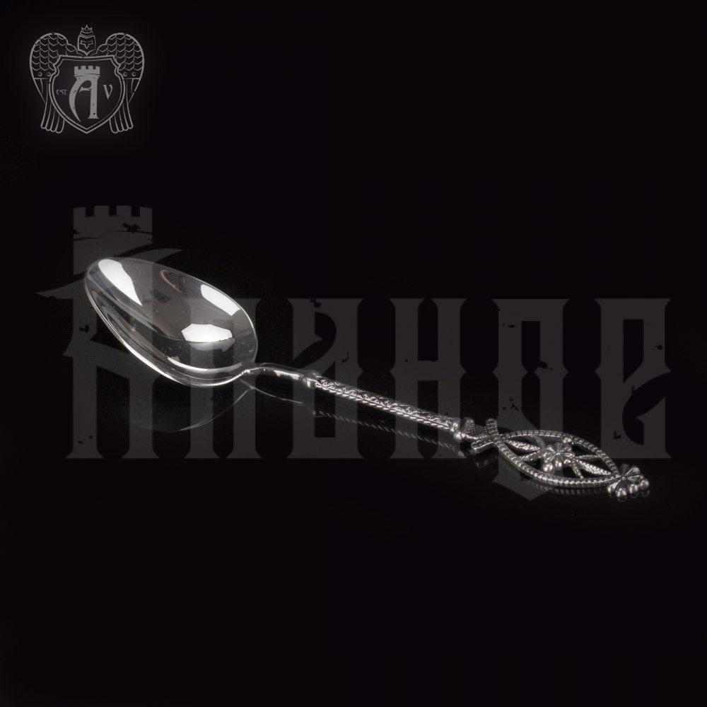 Серебряная чайная ложка  «Маэстро» Апанде, 230001225