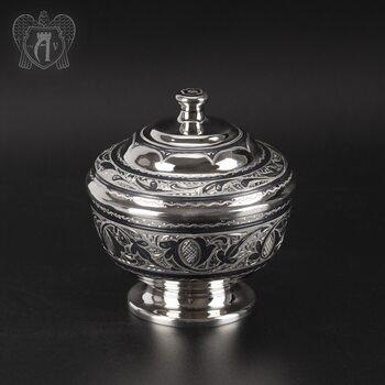 Вареньица серебряная «Кубачи»