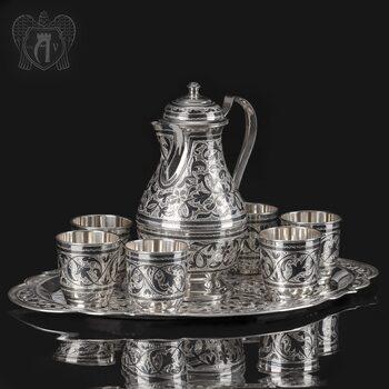 Для напитков набор из серебра 925 пробы «Живая вода»