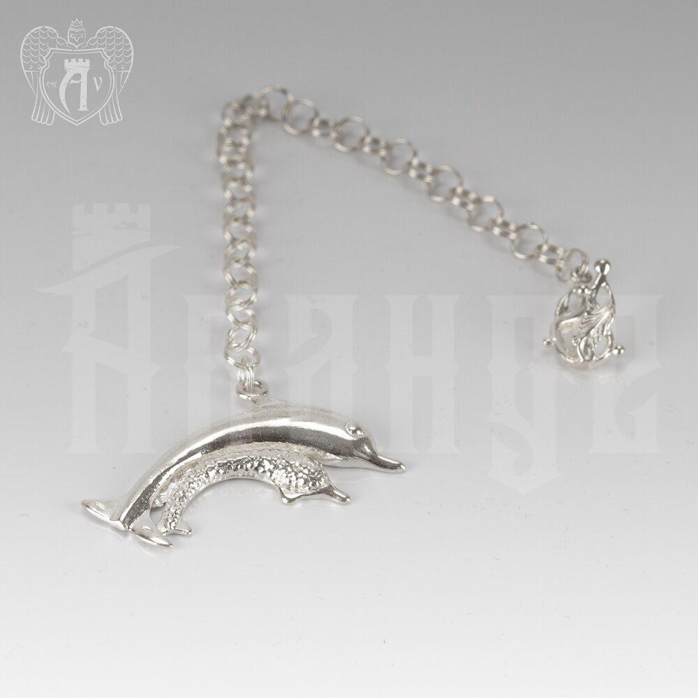 Серебряный ионизатор для воды «Дельфины» Апанде, 96001