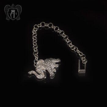 Серебряный ионизатор для воды «Слон»
