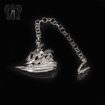 Серебряный ионизатор для воды «Кораблик»