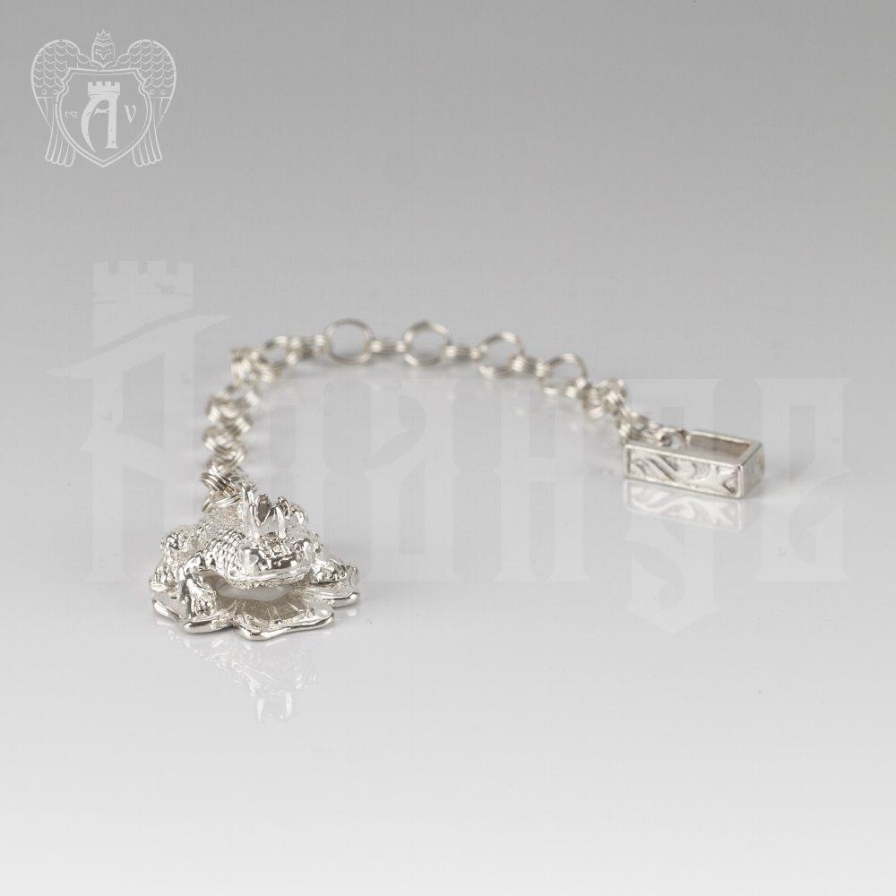 Серебряный ионизатор для воды «Лягушка квакушка» Апанде, 960015