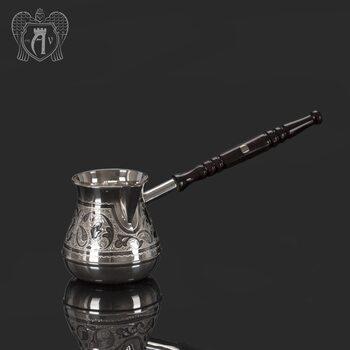 Турка серебряная «Монарх»