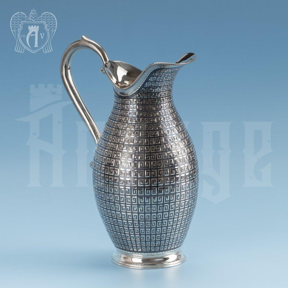 Кувшин серебряный «Пески времени» Апанде, 540005020