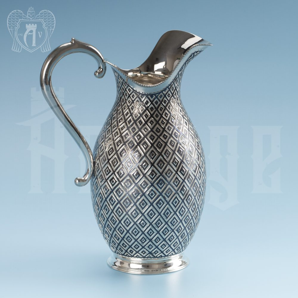 Кувшин серебряный «Фараон» Апанде, 540005021