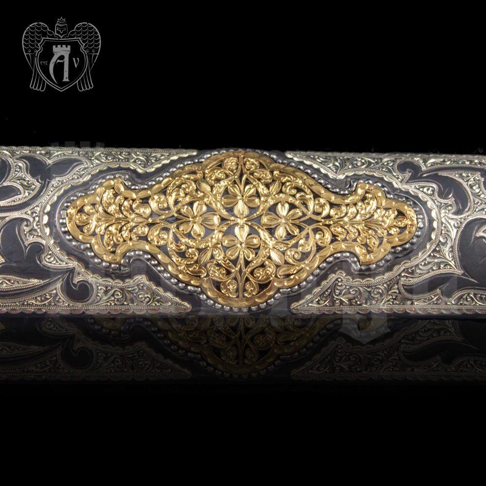 Серебряный кинжал «Мужество»  Апанде, 4500046