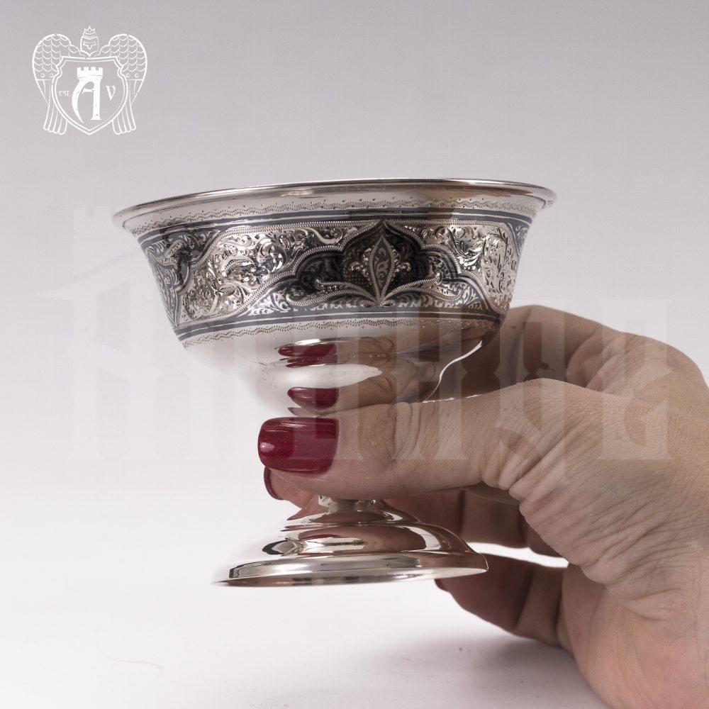 Вареньица серебряная «Каролина» Апанде, 3400010