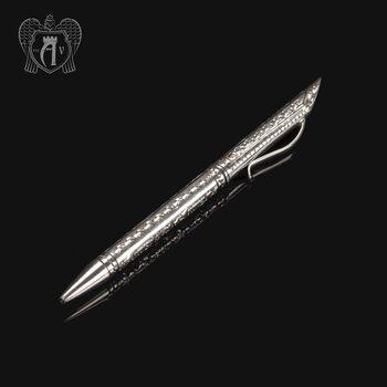 Ручка серебряная «Блеск»