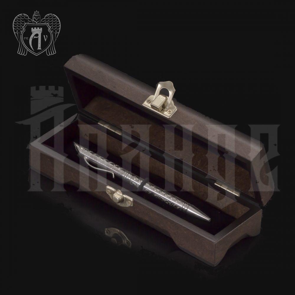 Ручка серебряная «Блеск» Апанде, 13003219