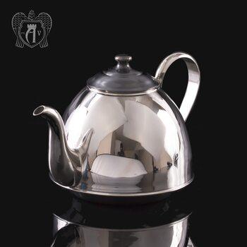 Серебряный чайник «Сияние»