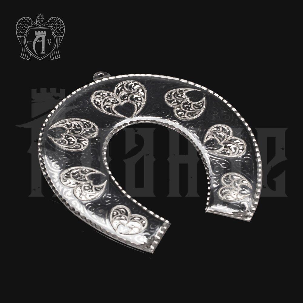 Серебряная подкова «Любовь в дом» Апанде, 4400015
