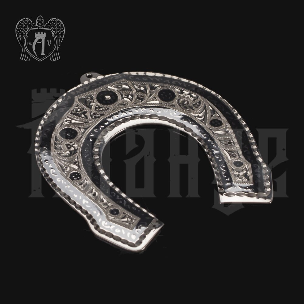 Серебряная подкова «Домашний уют» Апанде, 4400024