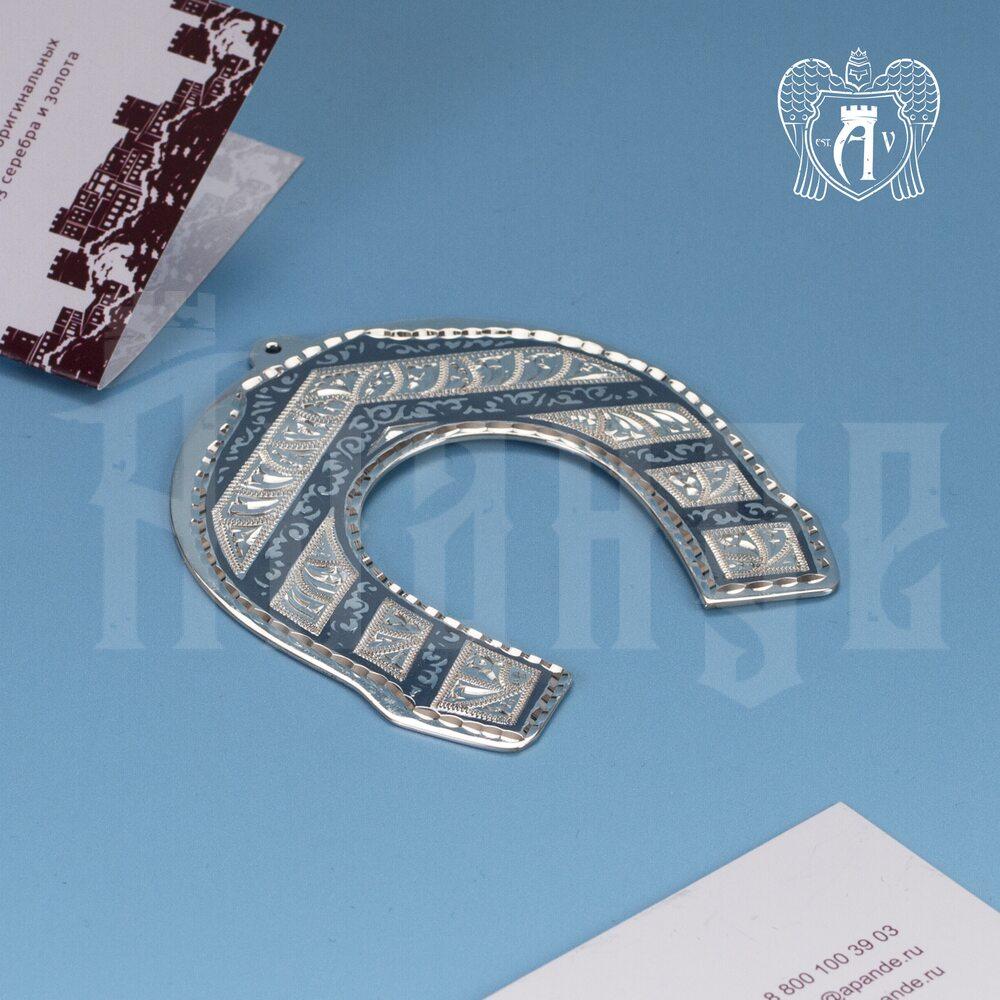Серебряная подкова «Счастье и удача» Апанде, 4400030