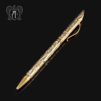 Ручка серебряная «Злата»