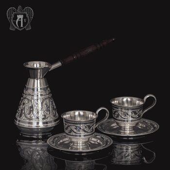 Кофейный набор  «Кофеман»