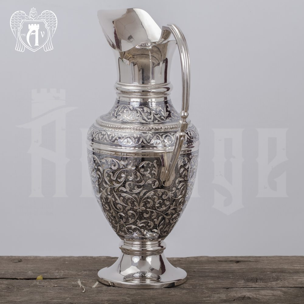 Кувшин без крышки из серебра «Амфора» Апанде, 540030