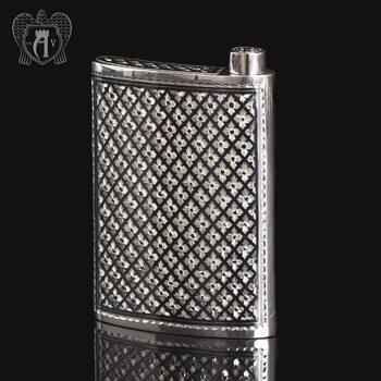 Серебряная фляжка  «Княжеская»