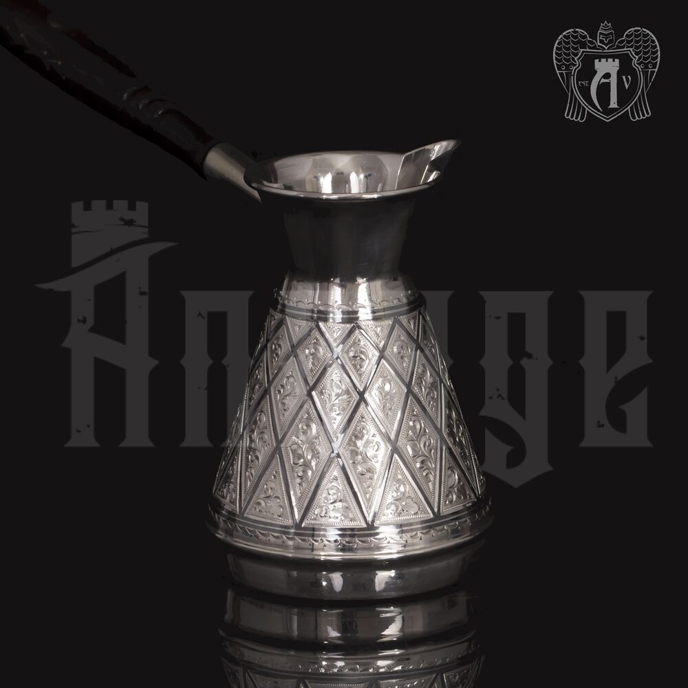 Турка из серебра «Княжеская» малая Апанде, 3900013