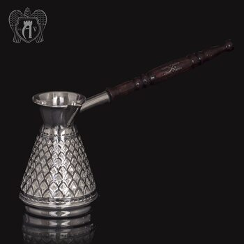 Турка из серебра «Хризолит»