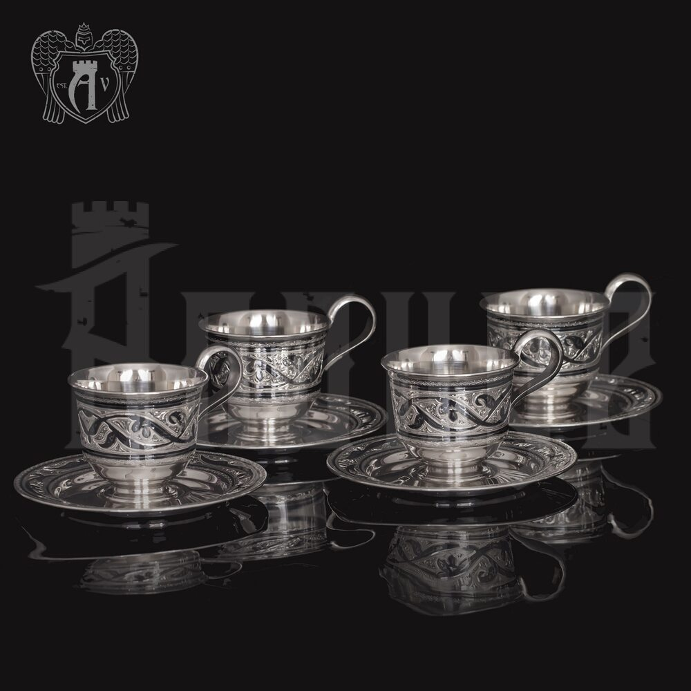 Набор кофейных чашек  «Кофеман» Апанде, 32009119