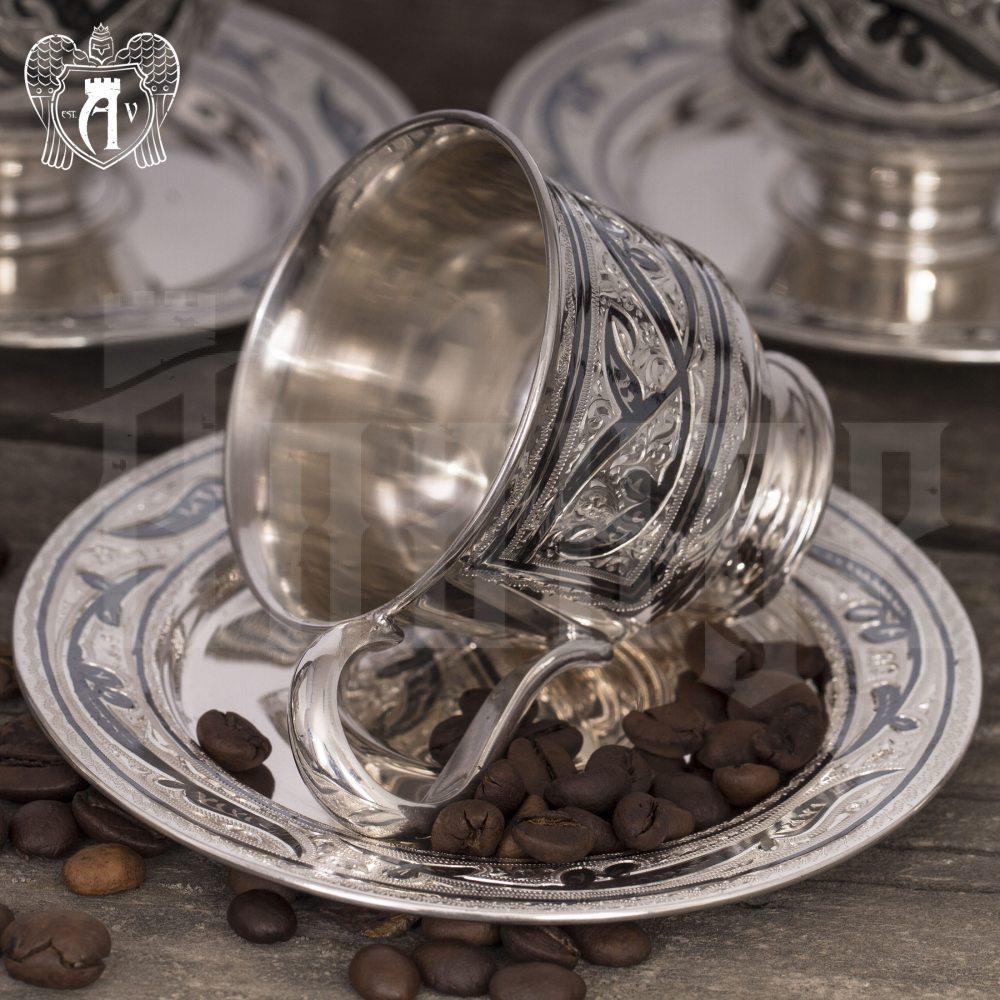 Кофейный набор  «Кофеман» 5 предметов Апанде, 9000016
