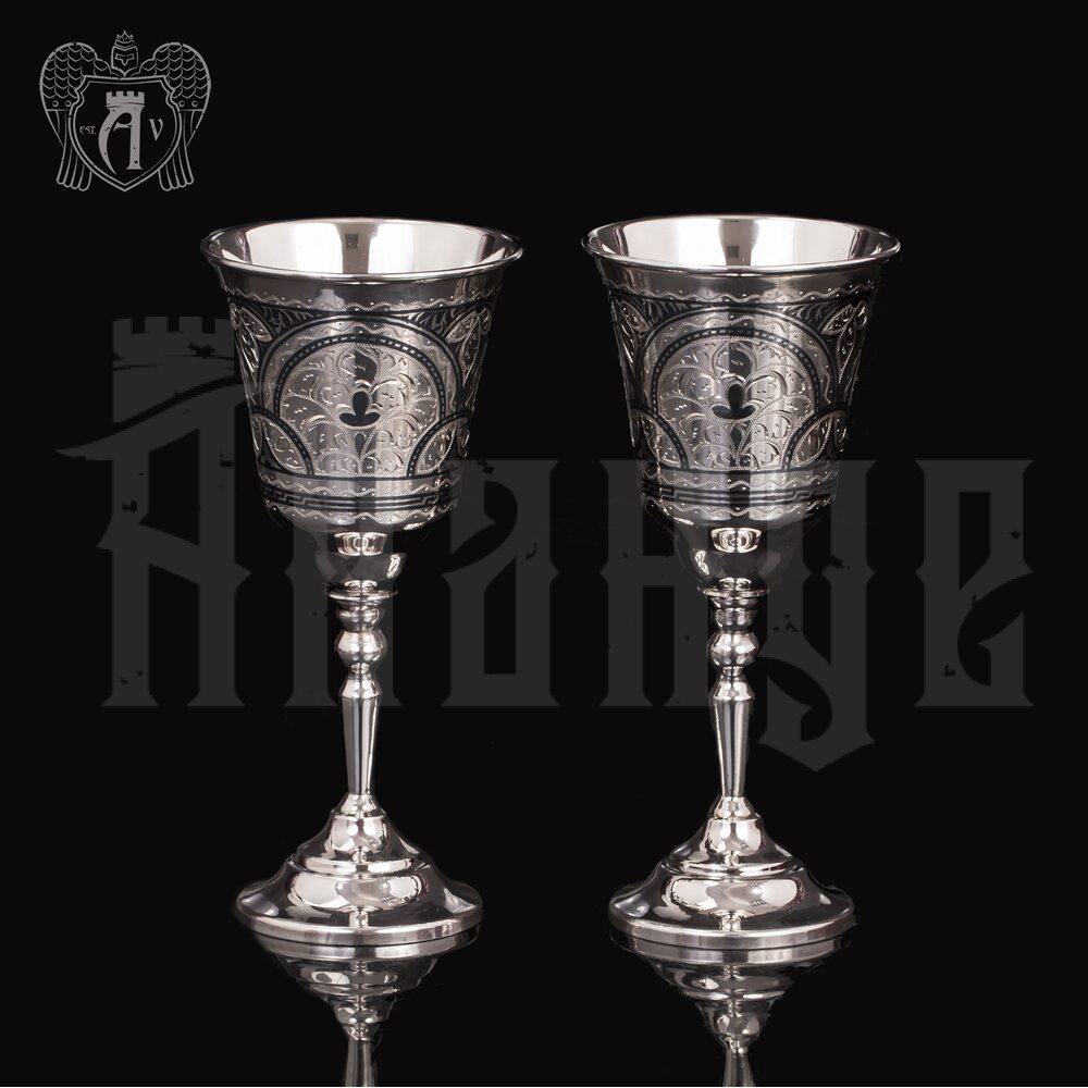 Набор из двух бокалов «Верона»  Апанде, 3800403-21