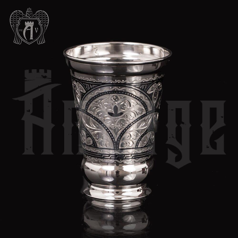 Серебряный стакан «Верона» Апанде, 71000450